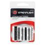 Streamlight - 3V Lithium CR123A Battery (6 Pack)
