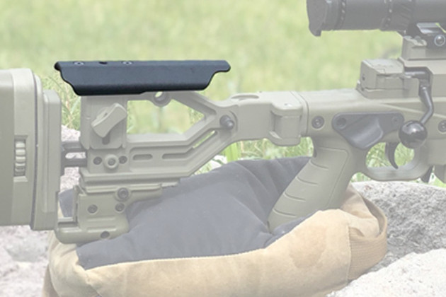 Ergonomic Performance Upgrades for AICS Rifle Systems By Anarchy Outdoors