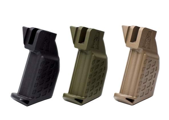 Anarchy Outdoors Introduces The Tuxedo Precision Rifle Grip