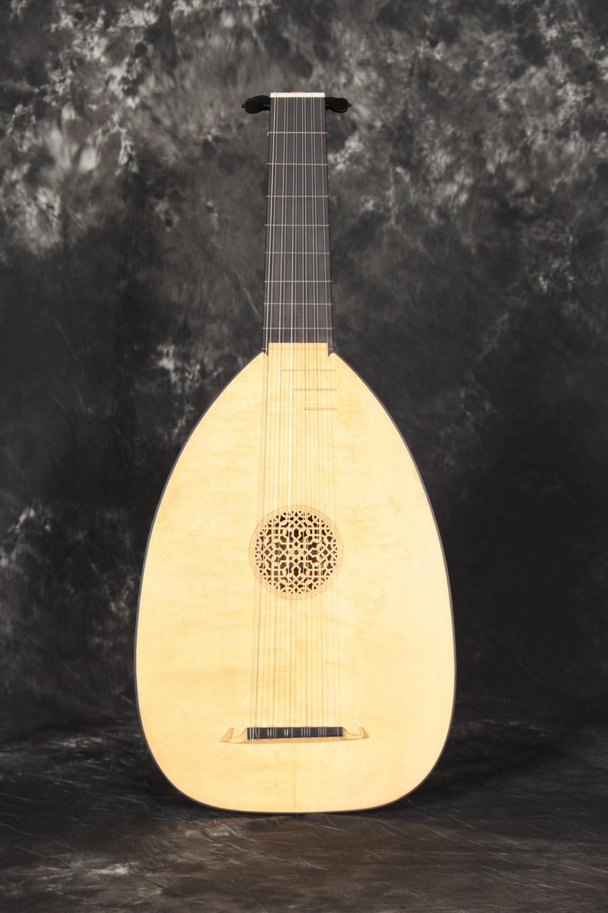Instrument front