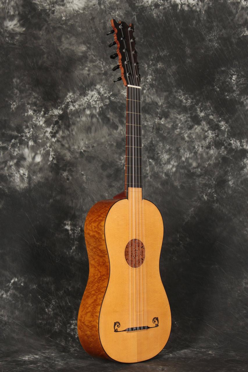 Spanish Baroque Guitar