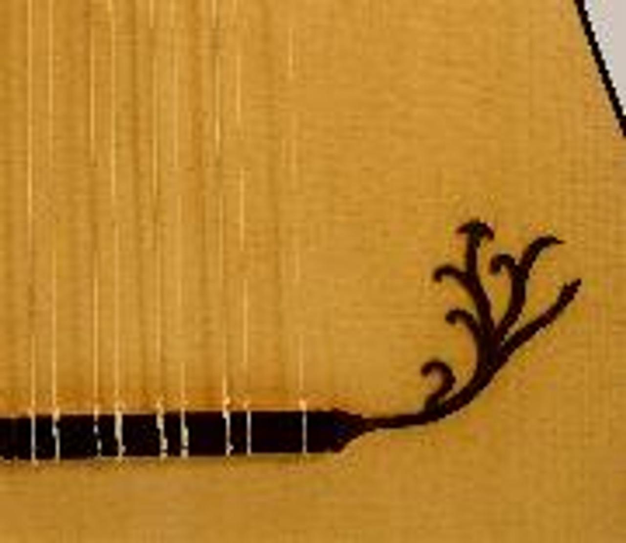 Sellas Model Baroque Guitar