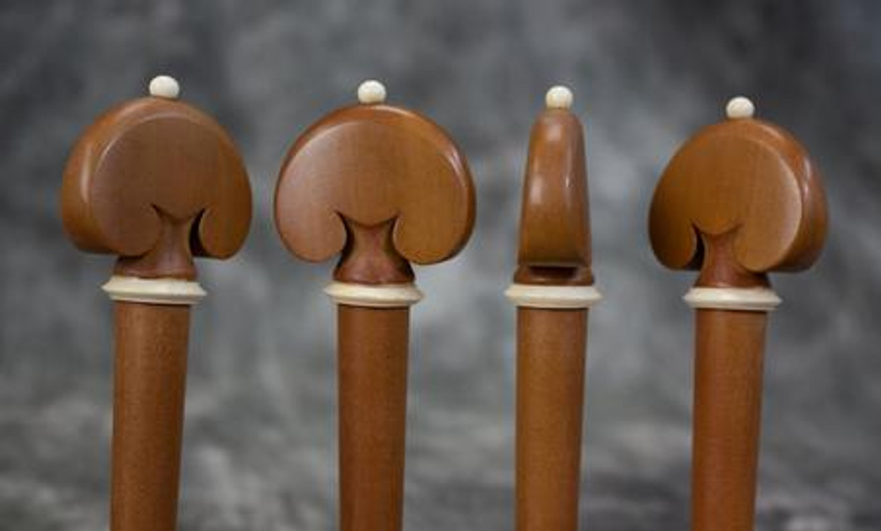 Cello Peg: Boxwood