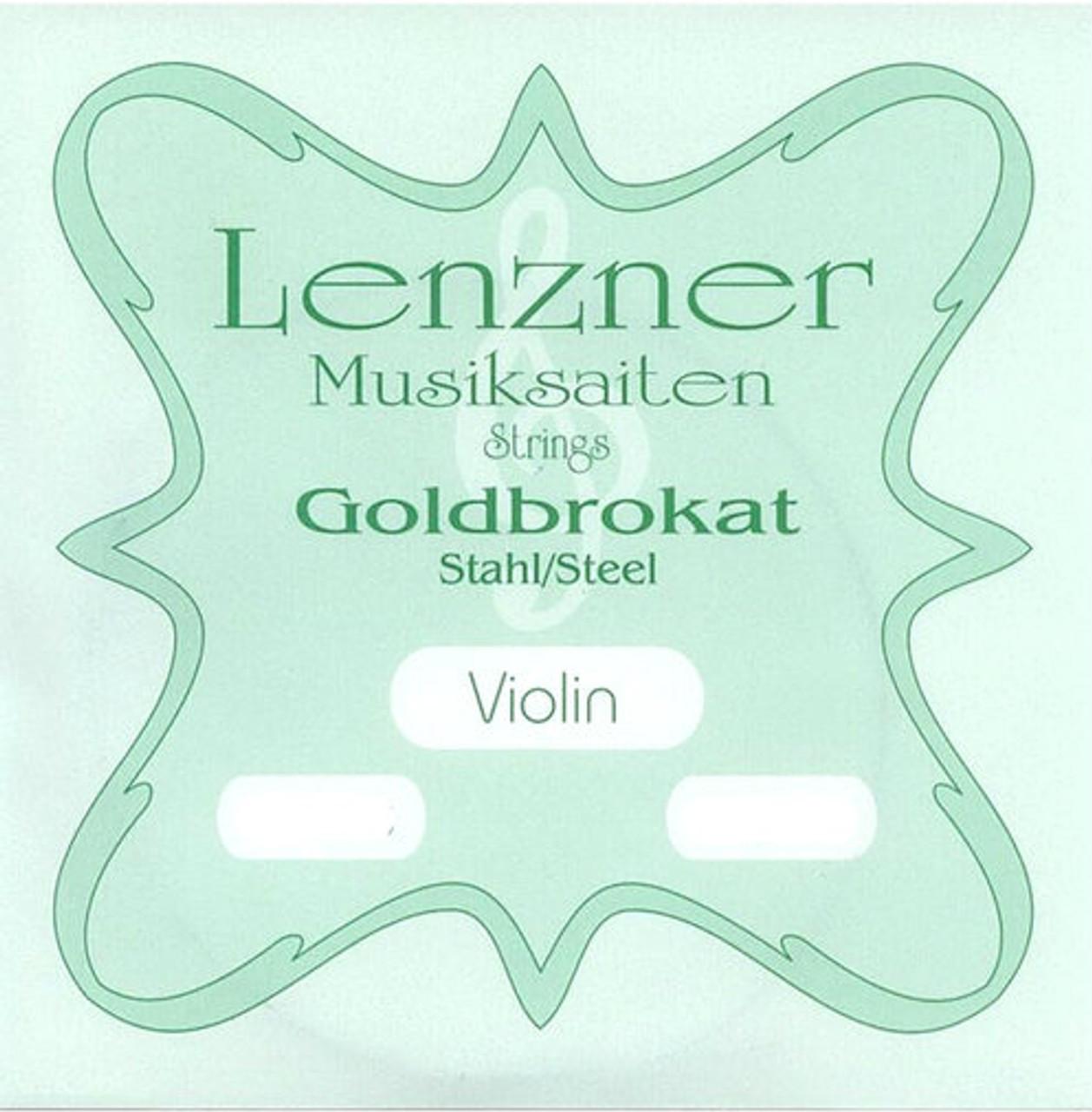 Goldbrokat Violin e-1 Steel / Loop End