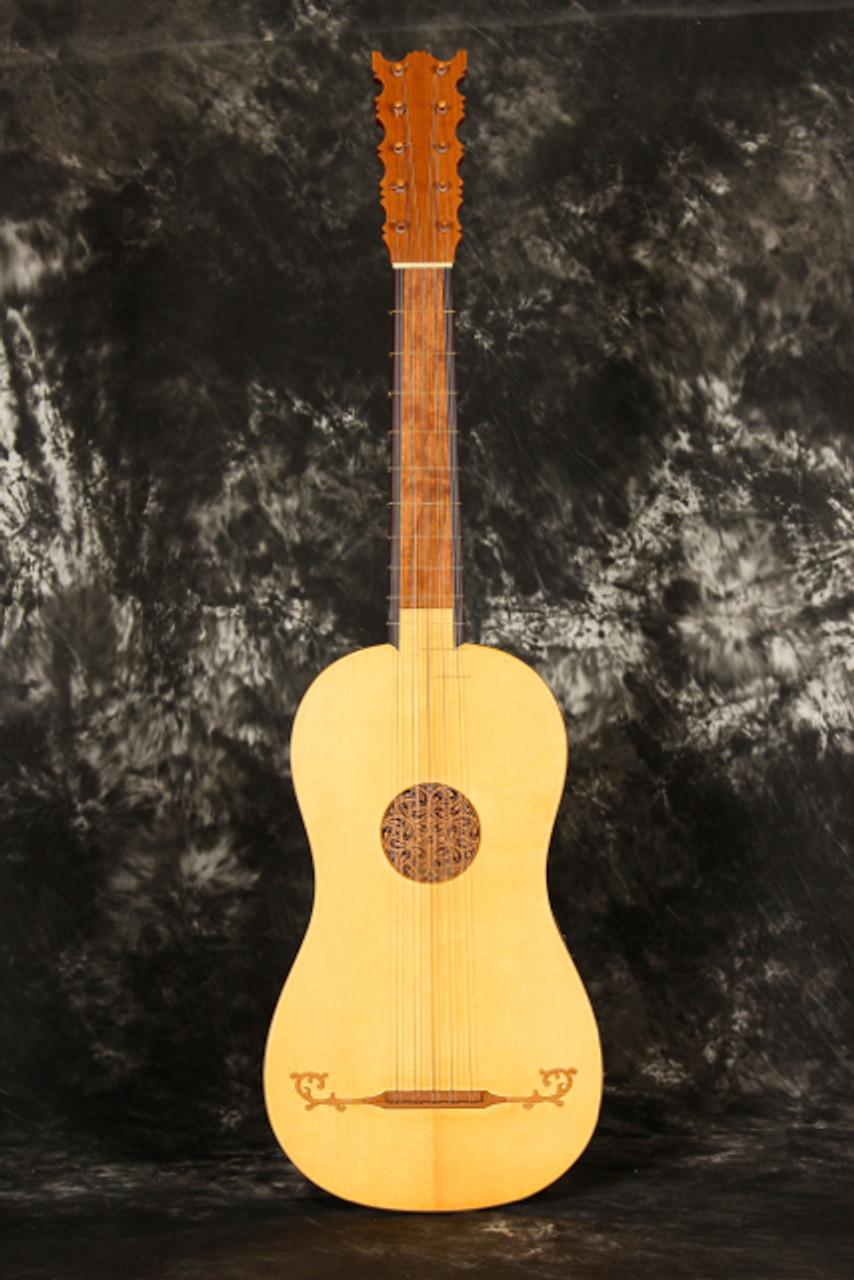 Prelude Baroque guitar