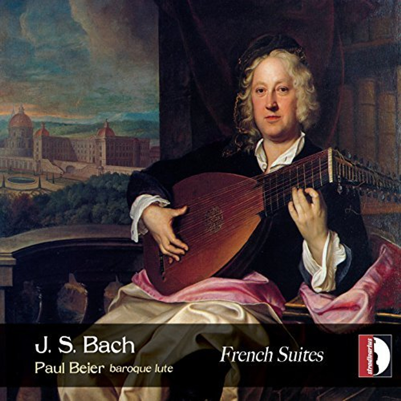 J. S. Bach French Lute Suites