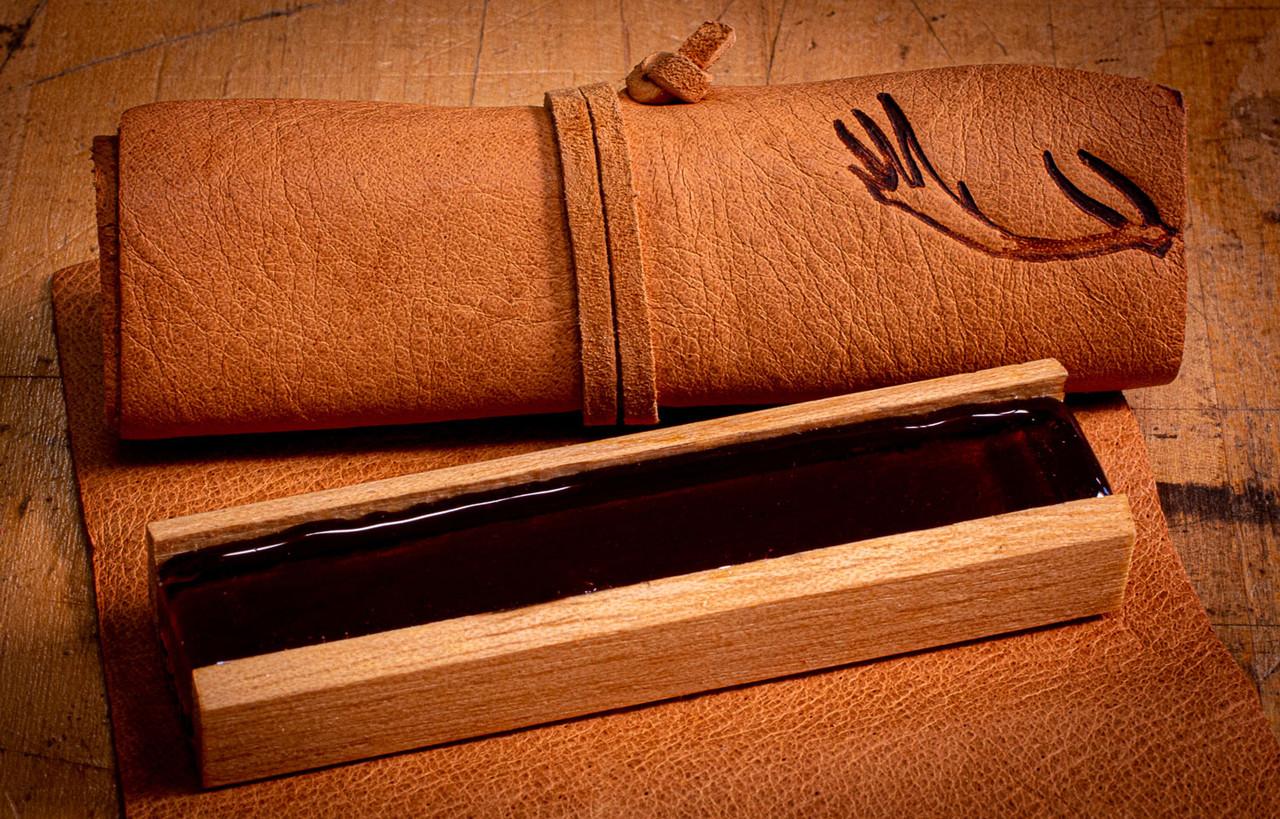 Leatherwood Rosin for Viola / Tenor viol