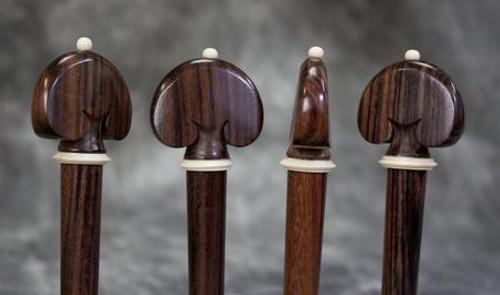 Cello Peg: Rosewood