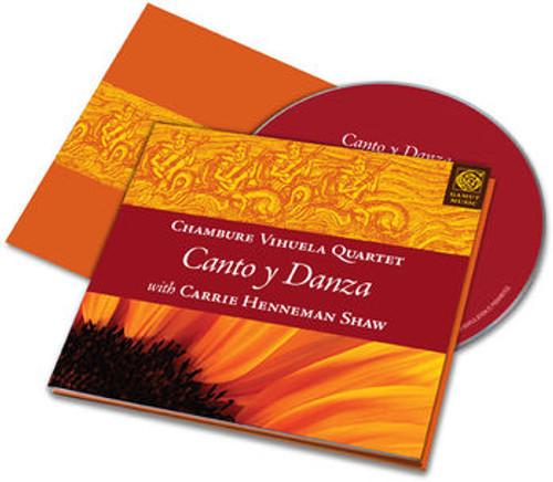 Canto y Danza: Songs and Dances of Renaissance Spain