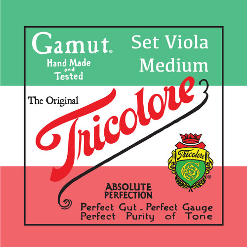 Set Tricolore Viola Strings