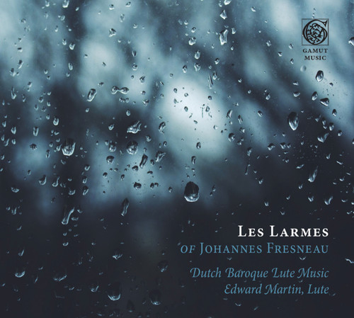 Les Larmes of Johannes Fresneau Disc