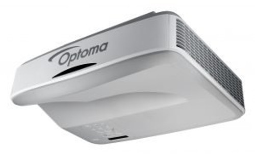 Optoma ZH400UST - Ceiling Mounted Angle