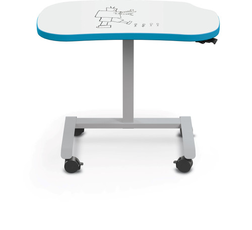 MooreCo Grow and Roll Desk_front_whiteboard