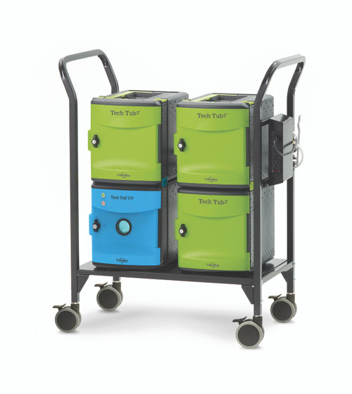 Copernicus Tech Tub2 Modular Cart with UV Tub