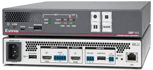 Extron vRCP_SMP 111