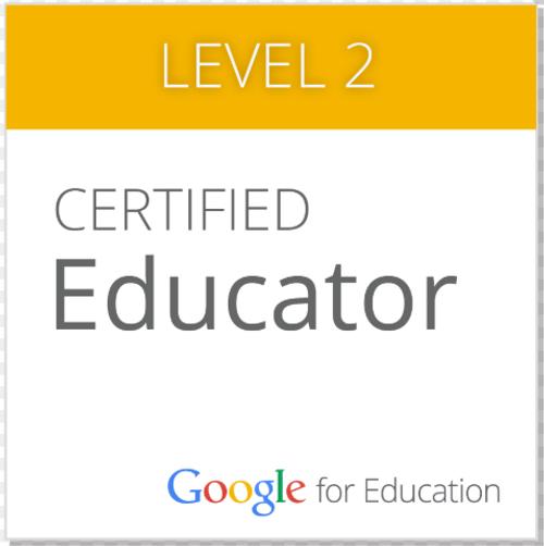 Google Certified Educator Level 2 Bootcamp
