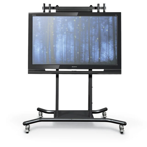 MooreCo iTeach Spider Flat Panel Cart