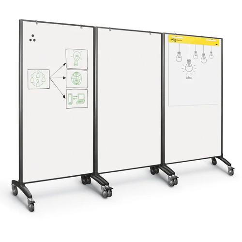 MooreCo Trek Mobile Room Divider