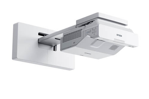 Epson PowerLite 725W_left angle