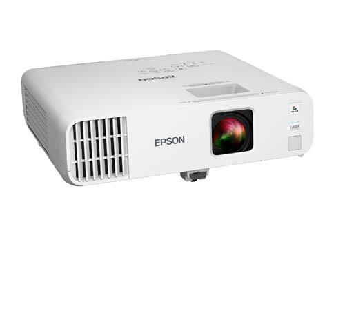 Epson PowerLite L200X_angle left