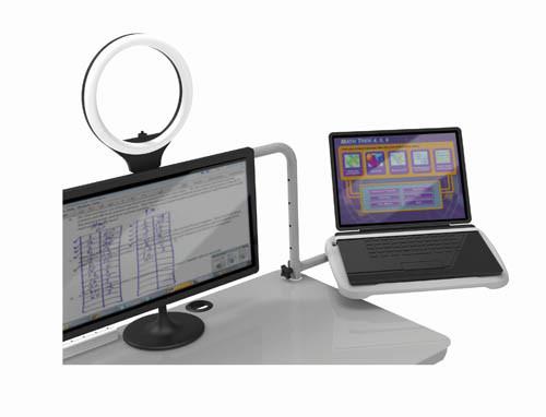 Copernicus MTS laptop tray