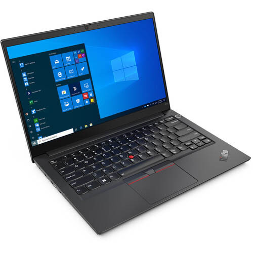 "Lenovo 14"" ThinkPad E14 Gen 2 Laptop - 8GB Memory and 2.4 GHz Intel Core i5-1135G7 Quad-Core 11th Gen  (20TA004QUS)"