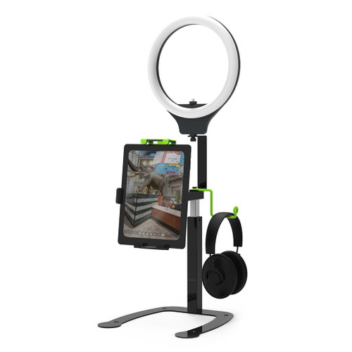 Copernicus Dewey Video Recording and Doc Cam Stand with Right Light