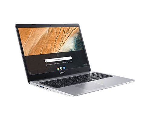 "Acer Chromebook 315 - 15"" HD 4GB Memory with Intel Celeron N4000 processor (CB315-3H-C2C3)"