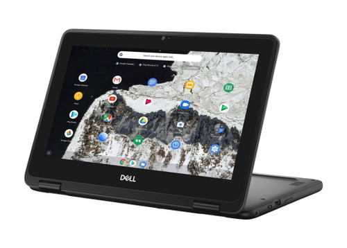"Dell Chromebook 3100 - 11.6"" Touchscreen 32GB Memory with Intel Celeron N4020 Processor (04FHP)"