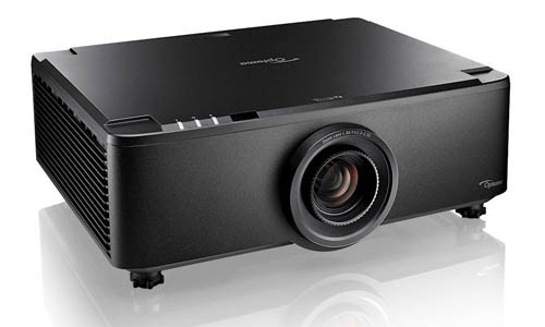 Optoma ZU720TST_angle right
