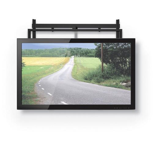 MooreCo adjustable wall mount with flat panel display