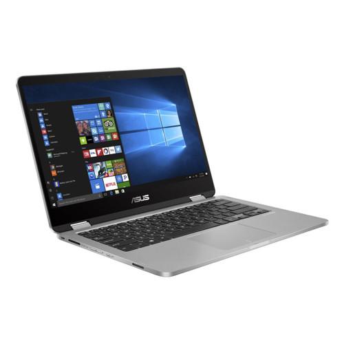 ASUS VivoBook Flip 14 laptop mode right angle