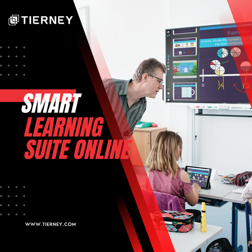Engaging Learners with SMART Learning Suite Online