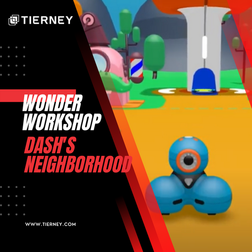 Wonder Workshop: Using Class Connect and Dash's Neighborhood to Code Virtually