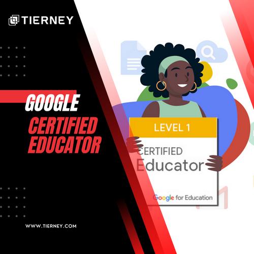 Google Certified Educator Level 1 Boot Camp