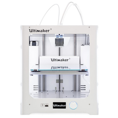 Ultimaker 3D printer front view