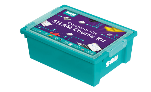 Sam Labs Steam Course Kit box
