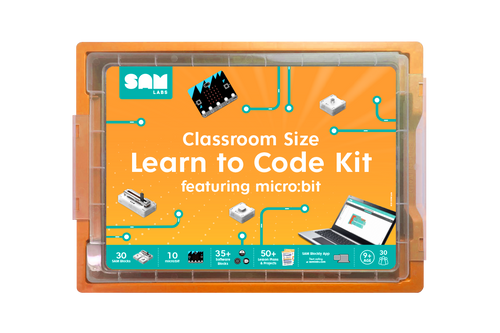 SAM Labs Learn to Code Course Kit - Classroom Size