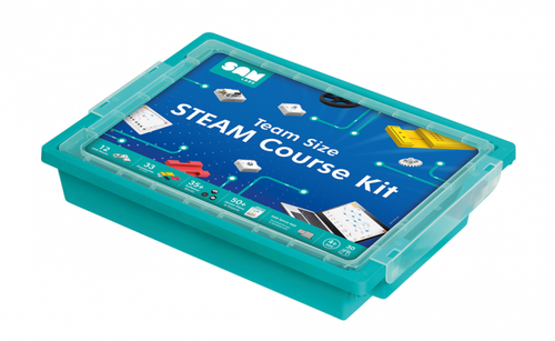 Sams Labs steam team course kit box
