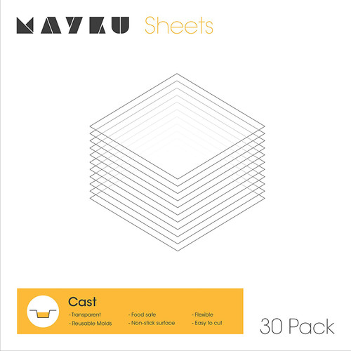 mayku  cast sheets box
