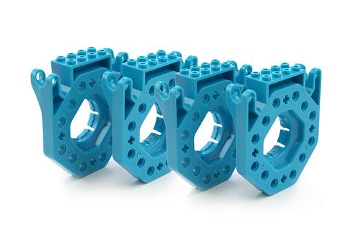 wonder workshop building brick connectors