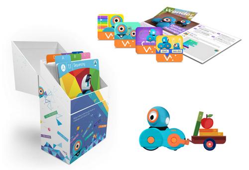 Wonder Workshop K-5 Learn to Code Curriculum Pack