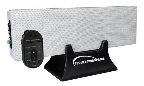 Audio Enhancement BEAM System w/ Table Stand