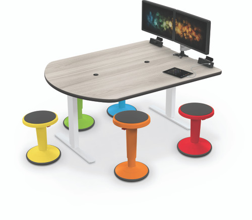 MooreCo MediaSpace Table