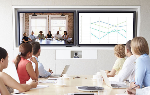 Tierney Zoom Room System for Small / Medium Conference Rooms