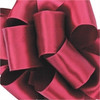Red Plum Wired Satin Ribbon