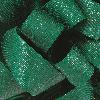 7/8 Emerald Glitter Grosgrain available in 25 yd rolls.