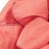 Red Coral Anisha Wired Edge Ribbon