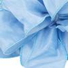 Sky Blue Anisha Wired Edge Ribbon