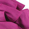 Magenta Anisha Wired Edge Ribbon